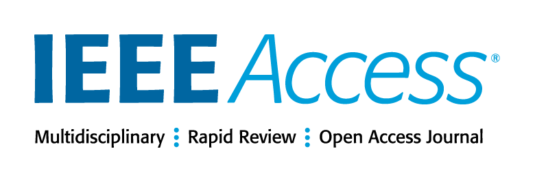 Logo of the multidisciplinary and open access journal published by the Institute of Electrical and Electronics Enginee, IEEE Access.