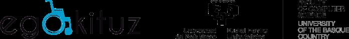 Laboratory and university logos